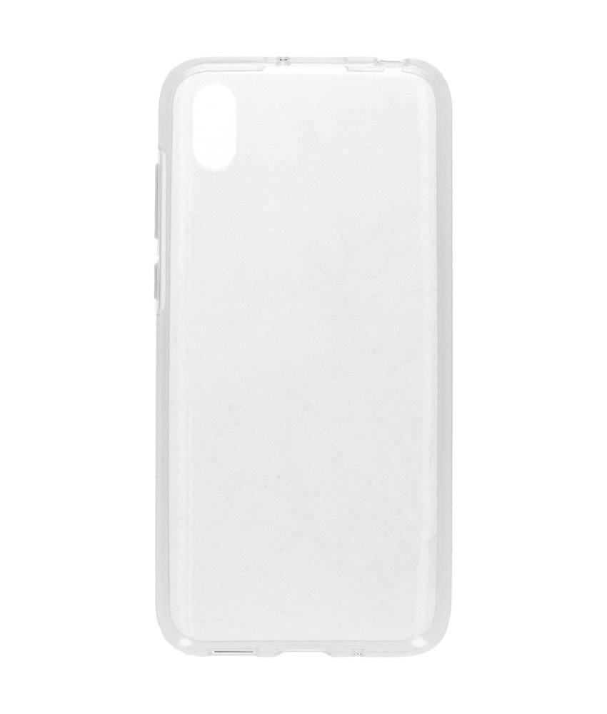 Huawei Soft Clear Backcover Huawei Y5 (2019) - Transparant