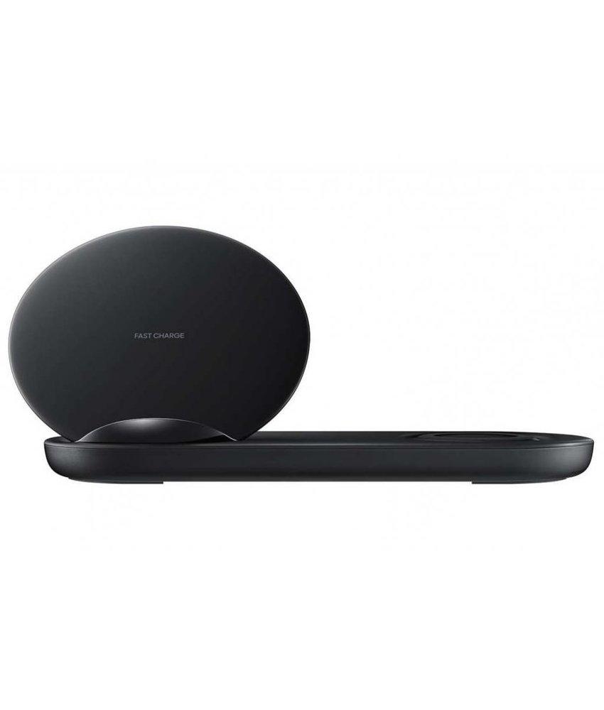 Samsung Zwart Wireless Charger Duo