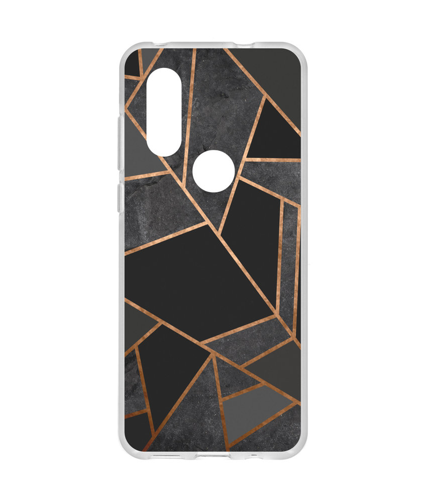 Design Backcover Motorola One Vision