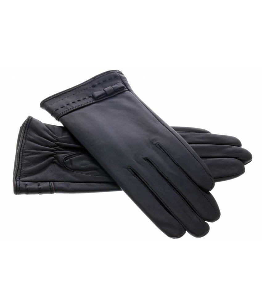 iMoshion Echt lederen touchscreen handschoen - Maat L