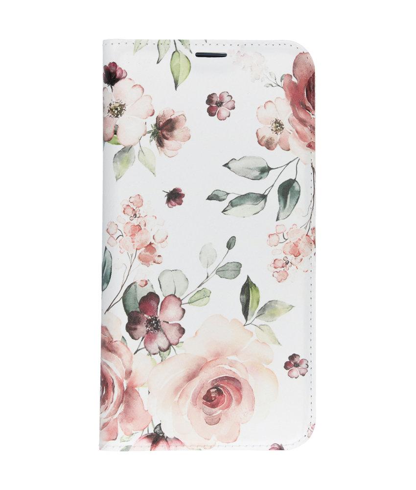 Design Softcase Booktype Huawei P20 Lite (2019)