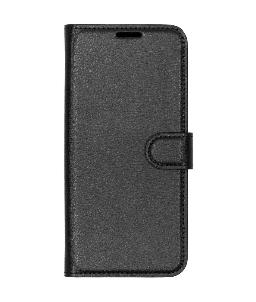 iMoshion Luxe Booktype Samsung Galaxy M20 Power - Zwart