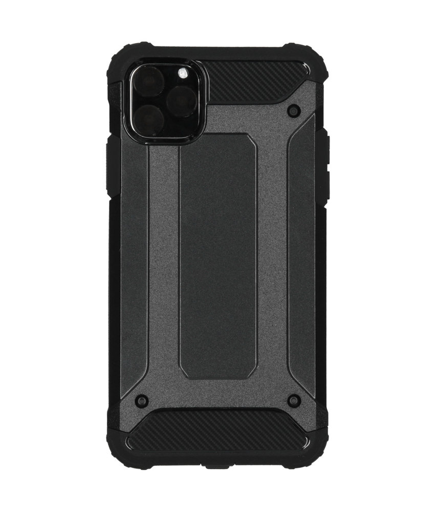 iMoshion Rugged Xtreme Backcover iPhone 11 Pro Max - Zwart