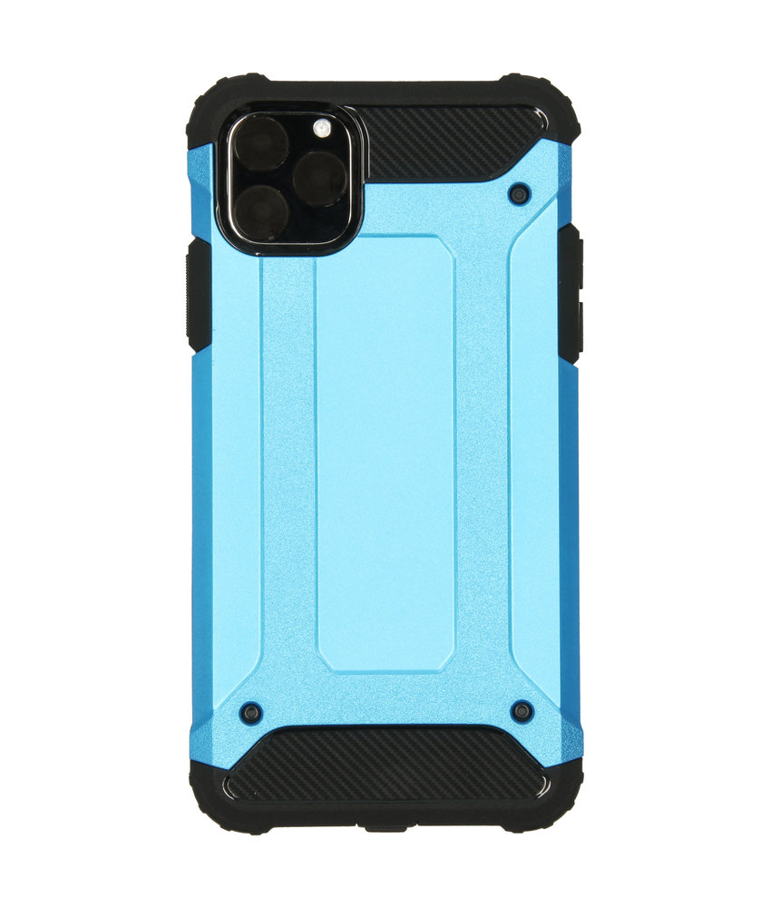 iMoshion Rugged Xtreme Backcover iPhone 11 Pro Max - Lichtblauw