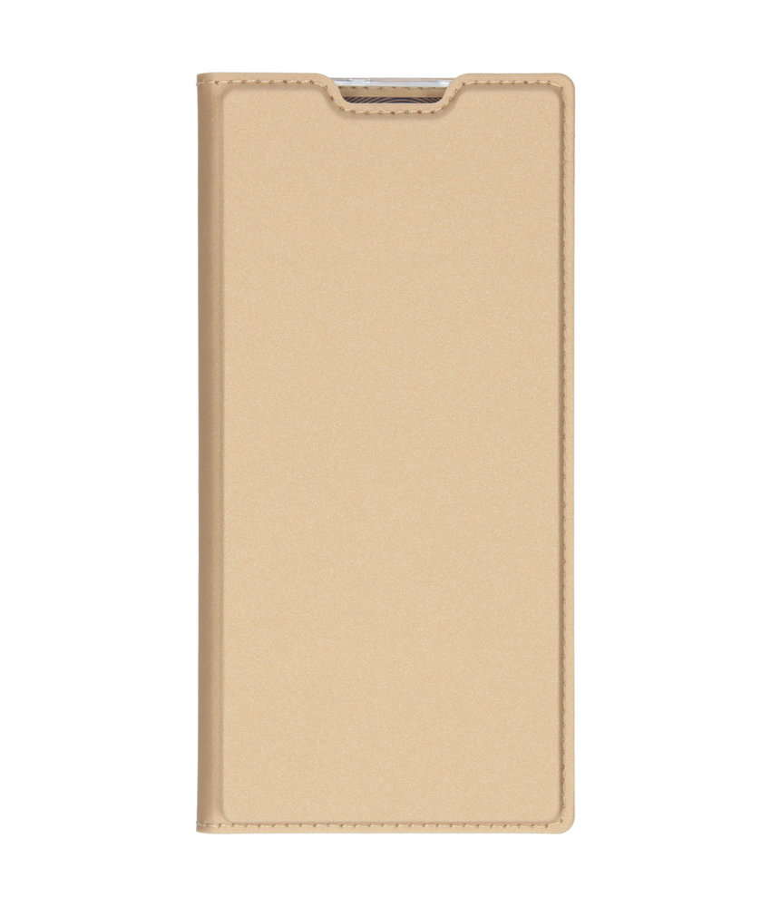 Dux Ducis Slim Softcase Booktype Samsung Galaxy Note 10 Plus