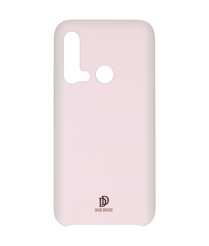 Dux Ducis Skin Lite Backcover Huawei P20 Lite (2019) - Roze