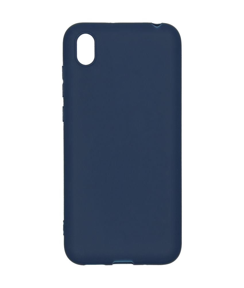 iMoshion Color Backcover Huawei Y5 (2019) - Donkerblauw