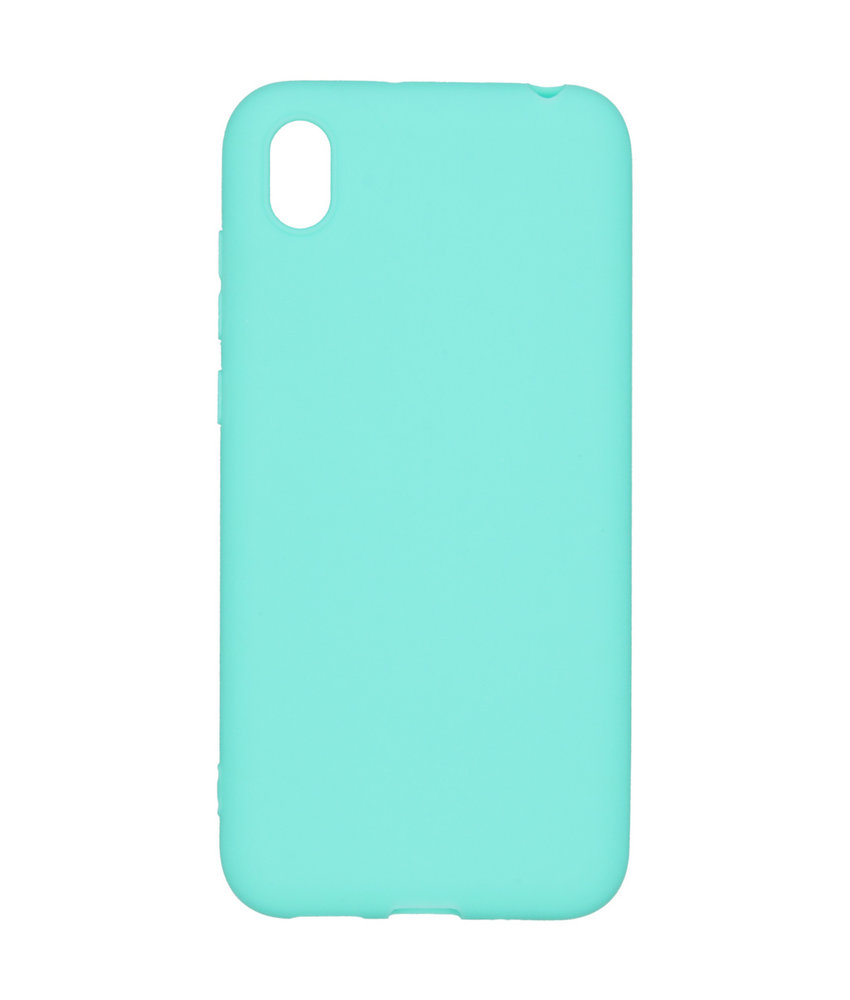 iMoshion Color Backcover Huawei Y5 (2019) - Mintgroen