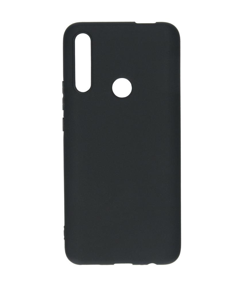 iMoshion Color Backcover Huawei P Smart Z - Zwart