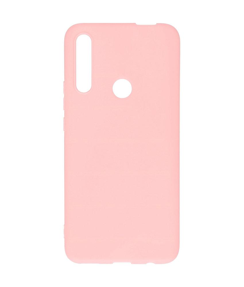 iMoshion Color Backcover Huawei P Smart Z - Roze