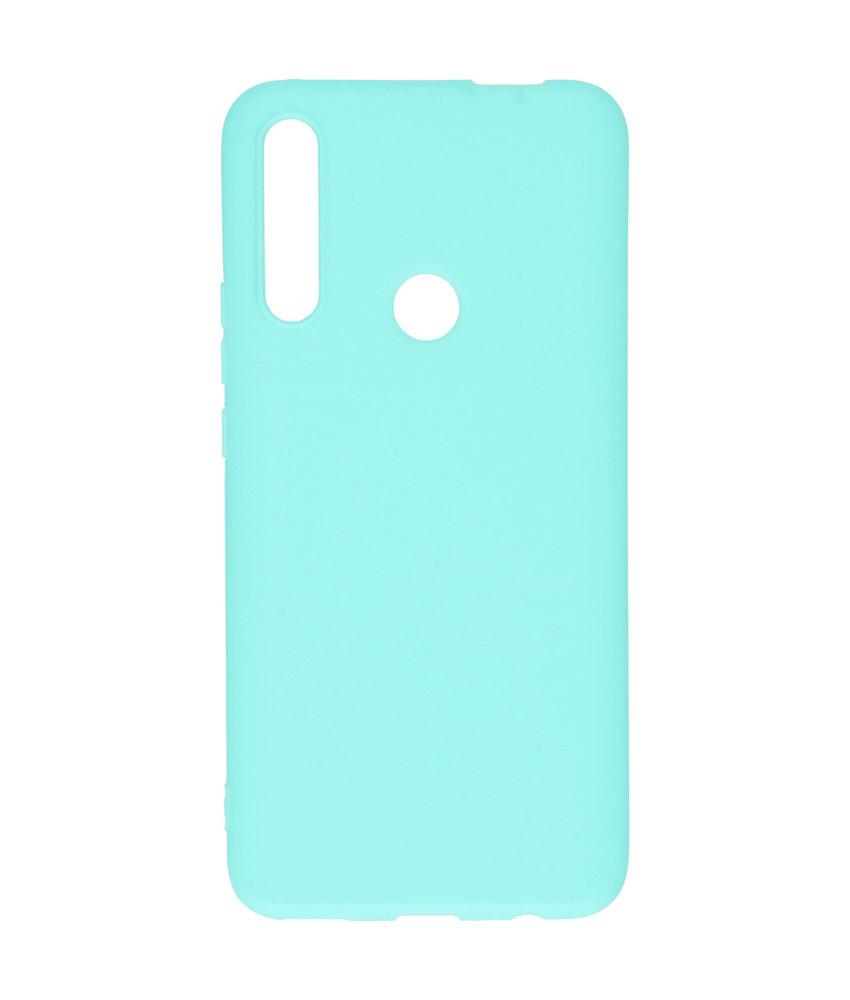 iMoshion Color Backcover Huawei P Smart Z - Mintgroen