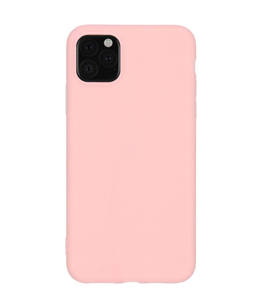 iMoshion Color Backcover iPhone 11 Pro Max - Roze