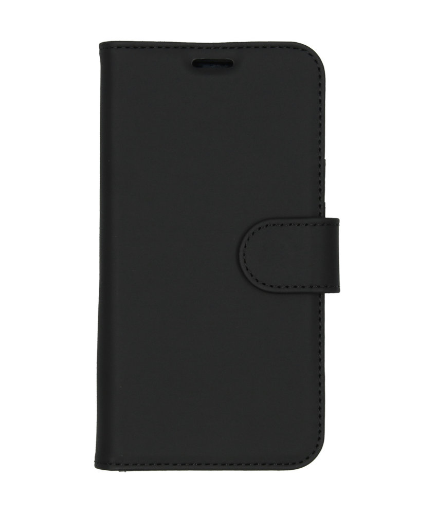 Accezz Wallet Softcase Booktype iPhone 11 Pro - Zwart