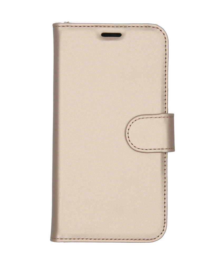 Accezz Wallet Softcase Booktype iPhone 11 Pro - Goud