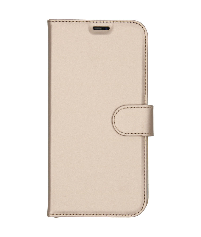 Accezz Wallet Softcase Booktype iPhone 11 Pro Max - Goud