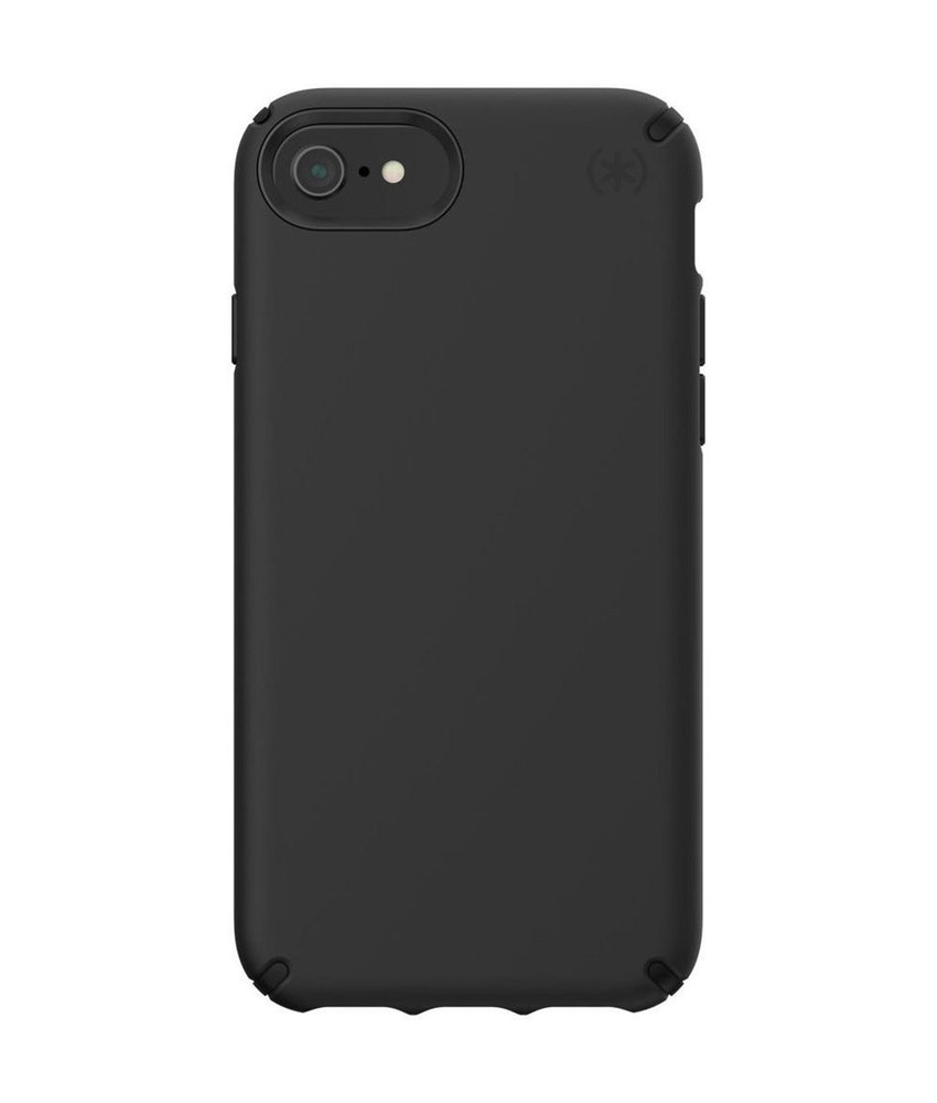 Speck Presidio Pro Backcover iPhone 8 / 7 / 6s / 6 - Zwart