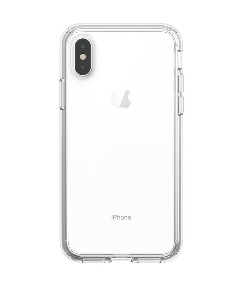 Speck Presidio Stay Clear Backcover iPhone Xs / X