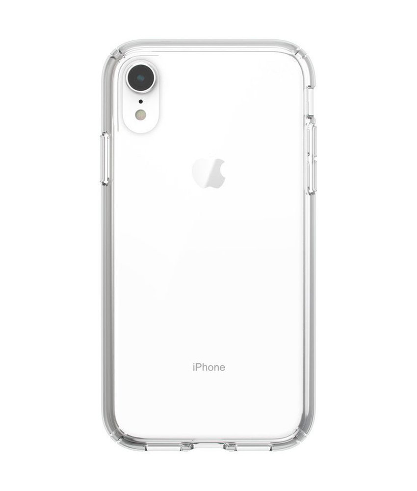 Speck Presidio Stay Clear Backcover iPhone Xr - Transparant