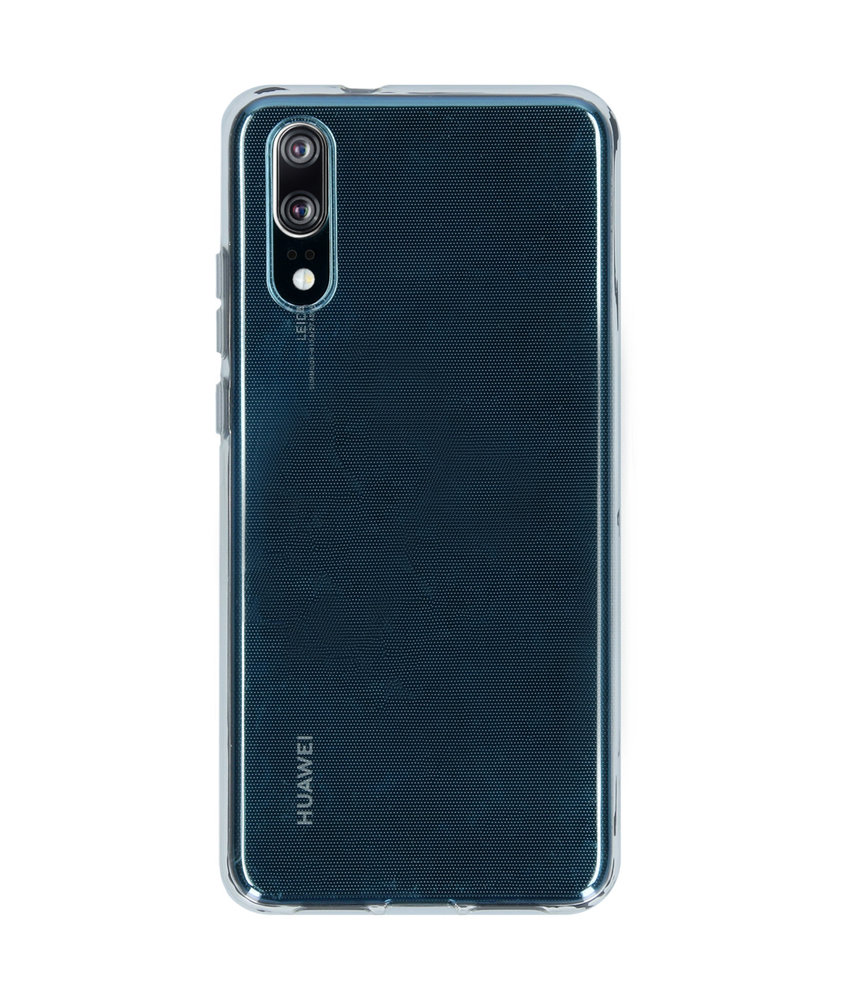 Accezz Clear Backcover Huawei P20