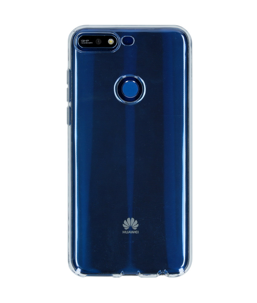 Accezz Clear Backcover Huawei Y7 (2018)