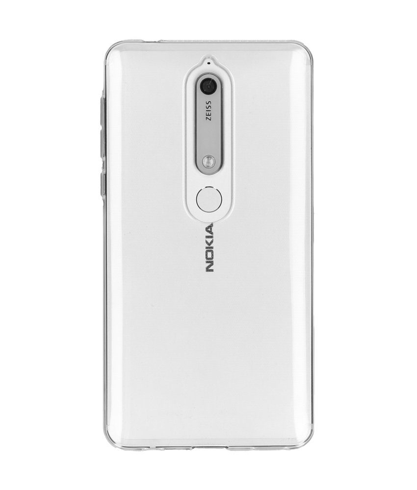 Accezz Clear Backcover Nokia 6.1