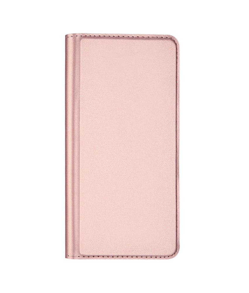 Dux Ducis Slim Softcase Booktype iPhone 11 Pro Max - Rosé Goud