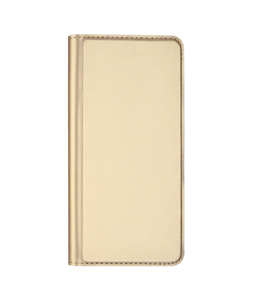 Dux Ducis Slim Softcase Booktype iPhone 11 Pro Max - Goud