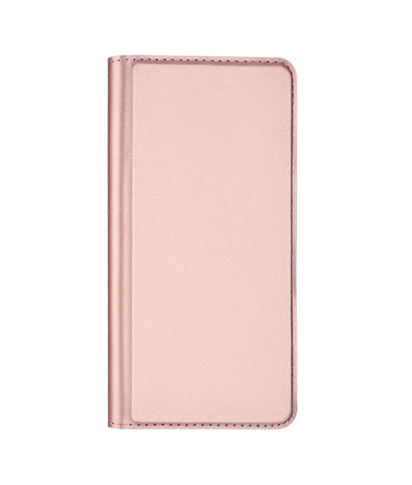 Dux Ducis Slim Softcase Booktype iPhone 11 - Rosé Goud
