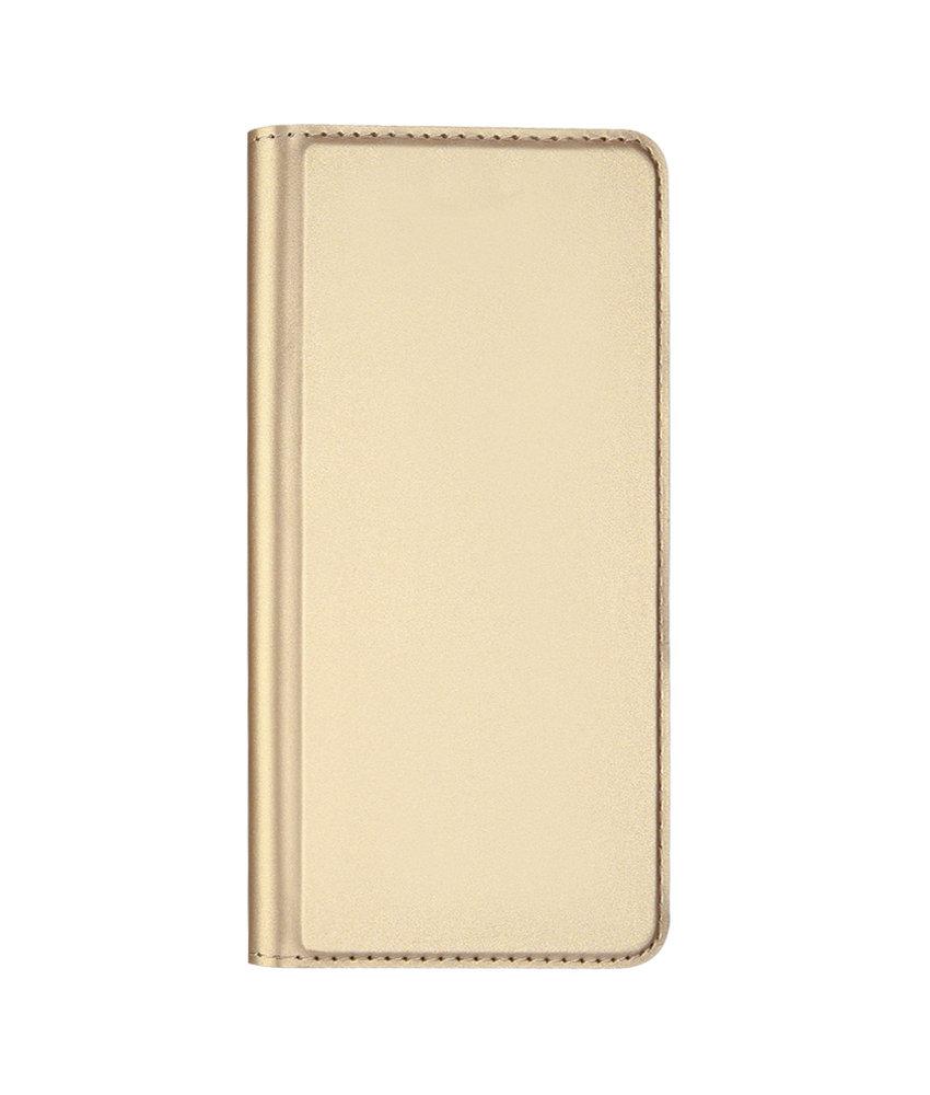Dux Ducis Slim Softcase Booktype iPhone 11 - Goud