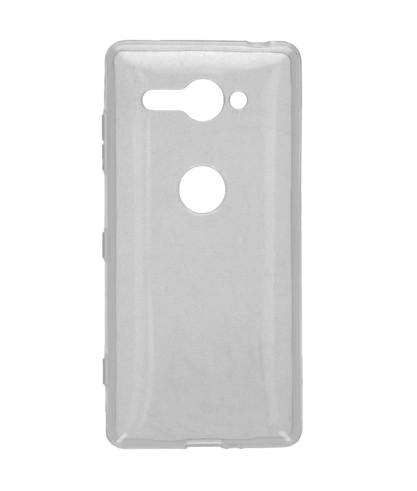 Accezz Clear Backcover Sony Xperia XZ2 Compact