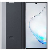 Samsung Galaxy Note 10 Plus hoesje - Samsung Clear View Standing