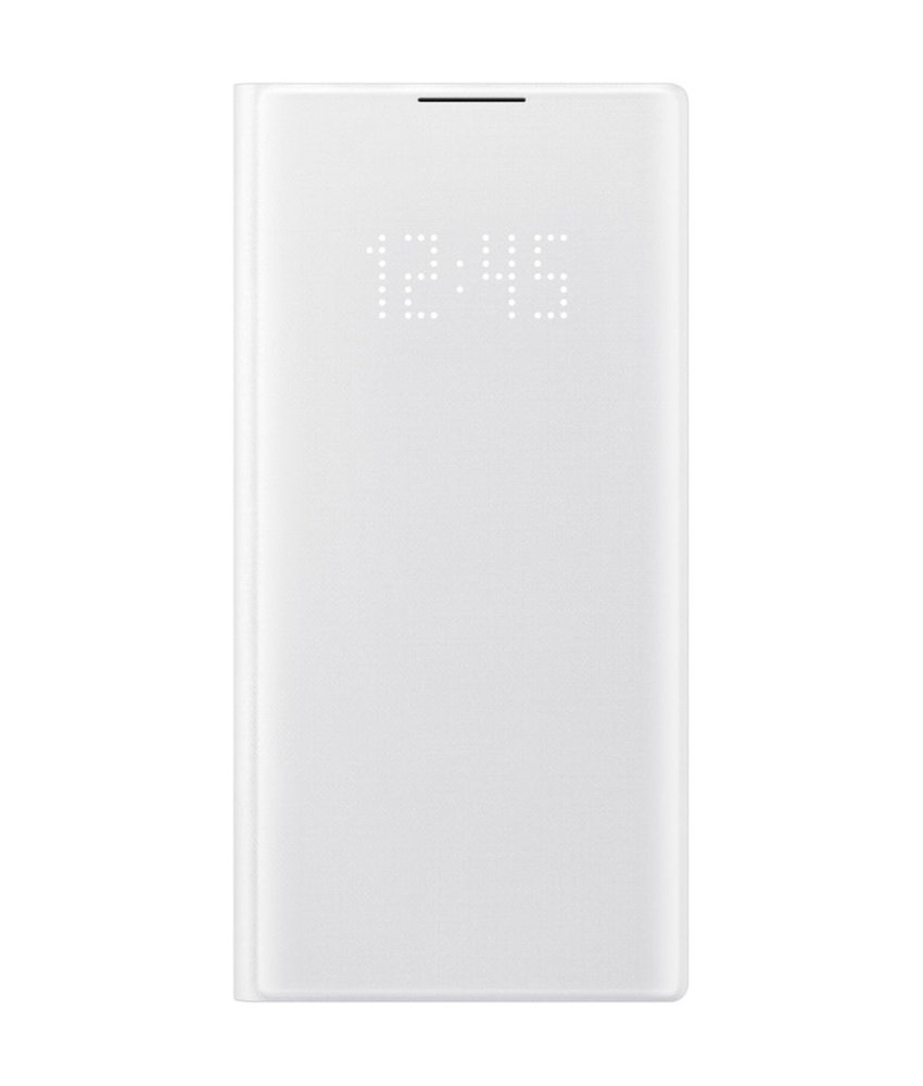 Samsung LED View Booktype Samsung Galaxy Note 10 - Wit