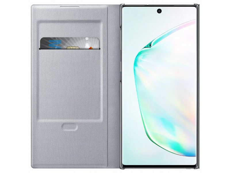 Samsung Galaxy Note 10 hoesje - Samsung LED View Booktype