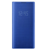 Samsung LED View Booktype voor de Samsung Galaxy Note 10 Plus - Blauw