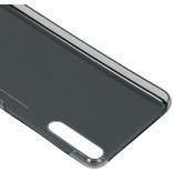 Huawei Color Backcover voor de Huawei P20 Pro - Zwart