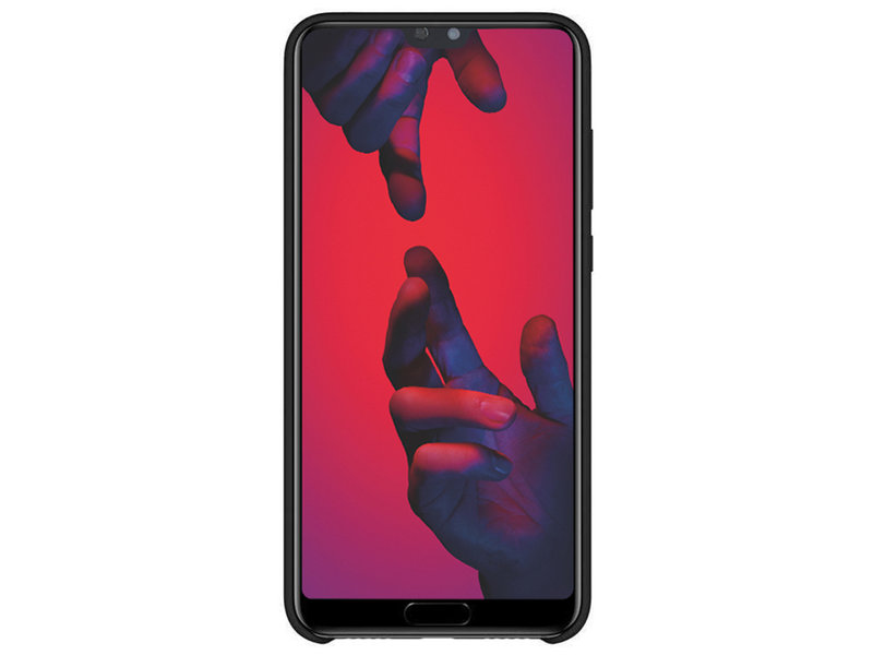 Huawei P20 Pro hoesje - Huawei Silicone Backcover voor