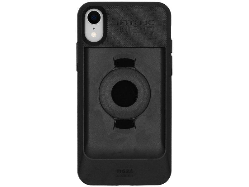 iPhone Xr hoesje - Tigra FitClic Neo Backcover