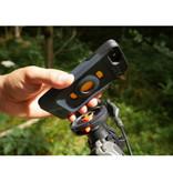 Tigra FitClic Neo Backcover + Bike Strap Mount voor de iPhone Xr