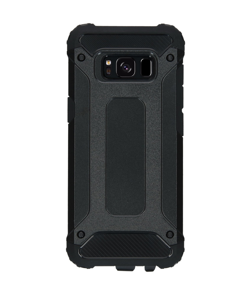 iMoshion Rugged Xtreme Backcover Samsung Galaxy S8 - Zwart
