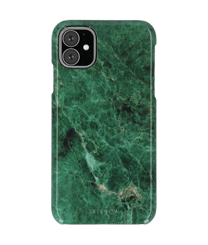 Selencia Design Hardcase Backcover iPhone 11