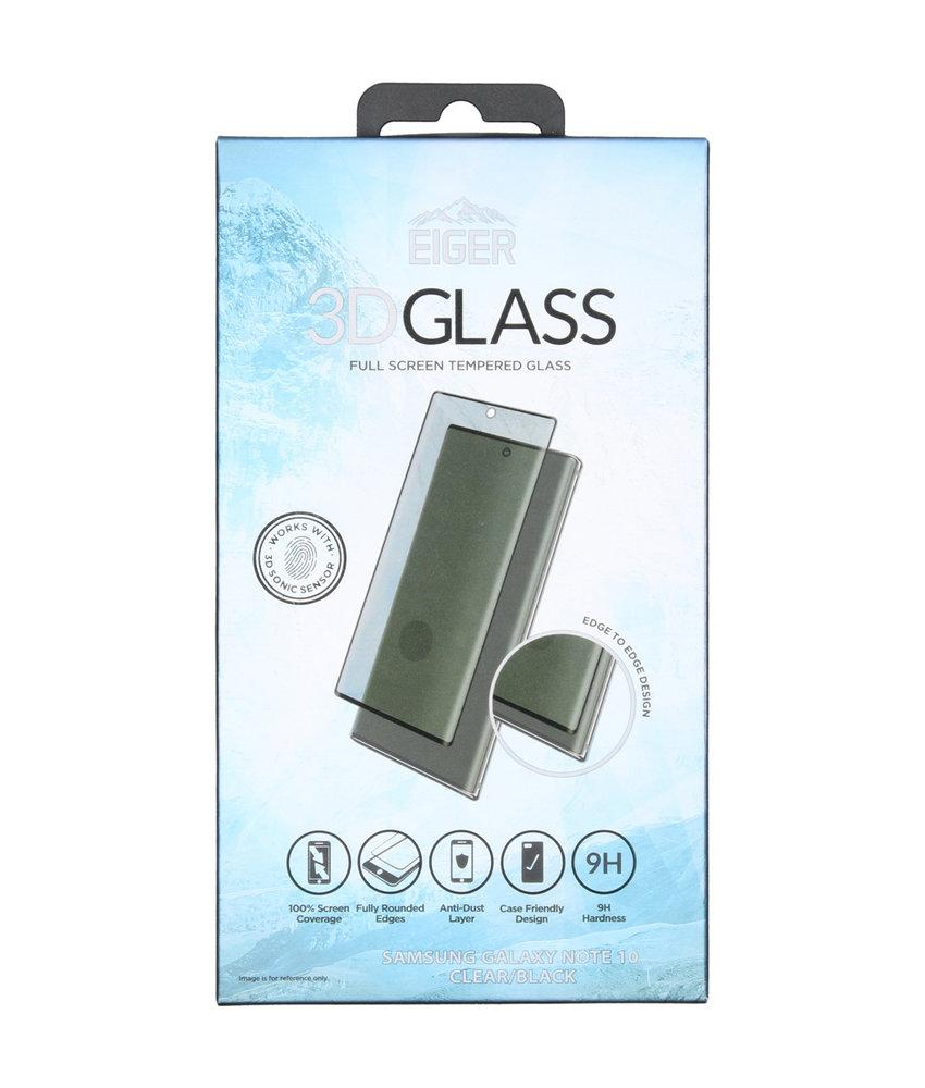 Eiger Case Friendly Glass Screenprotector Samsung Galaxy Note 10