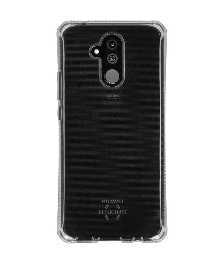 Itskins Spectrum Backcover Huawei Mate 20 Lite - Transparant