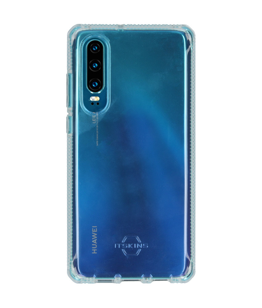 Itskins Spectrum Backcover Huawei P30 - Transparant