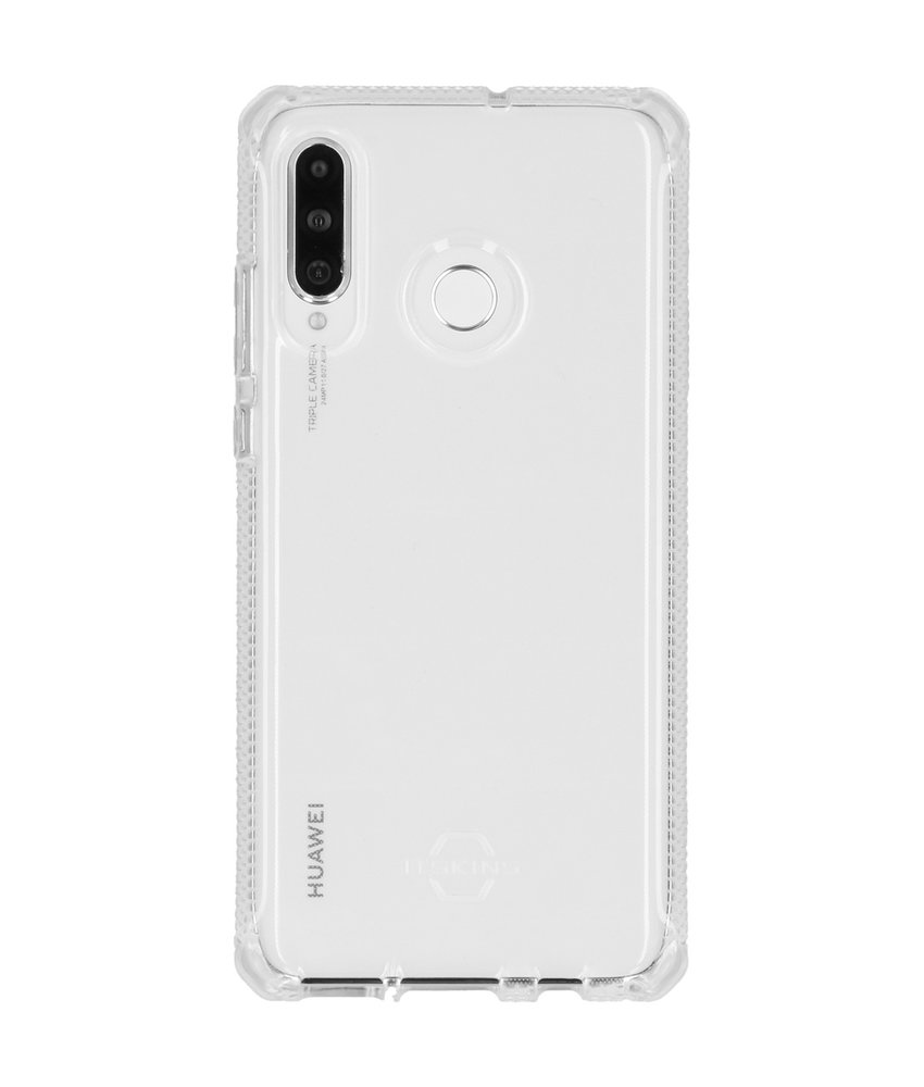 Itskins Spectrum Backcover Huawei P30 Lite - Transparant