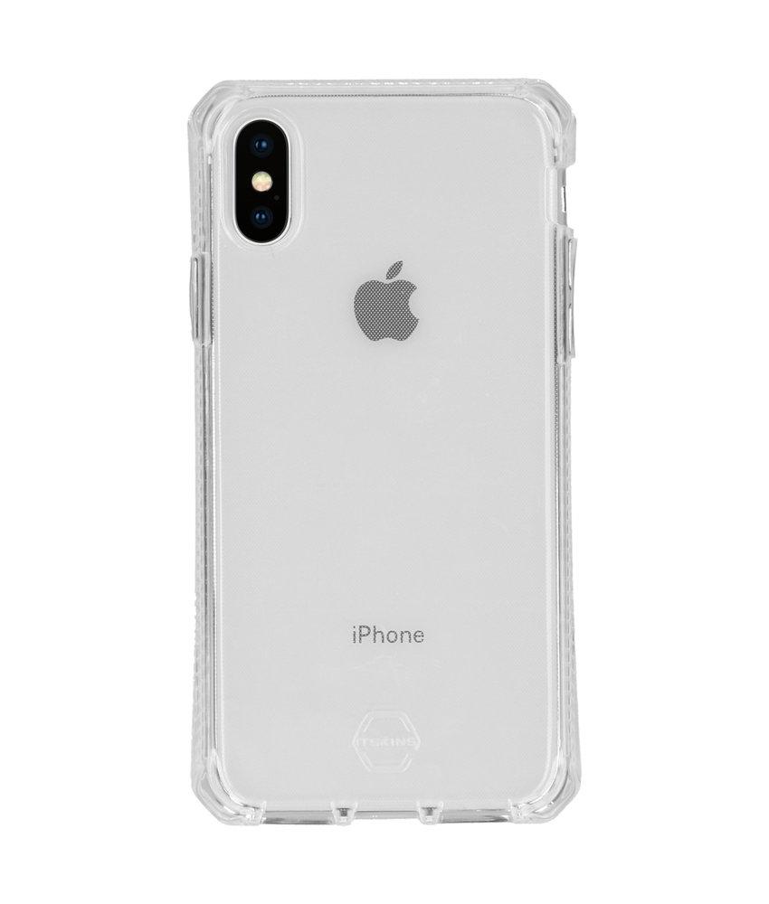 Itskins Spectrum Backcover iPhone Xs / X - Transparant