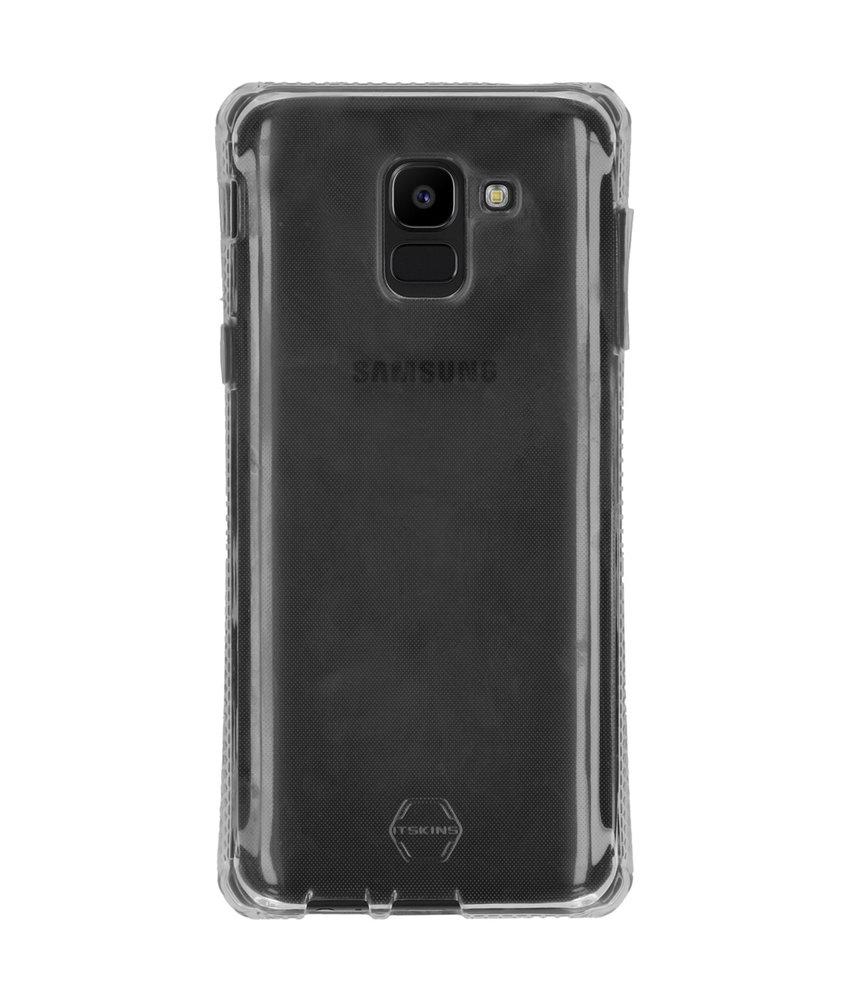 Itskins Spectrum Backcover Samsung Galaxy J6 - Transparant