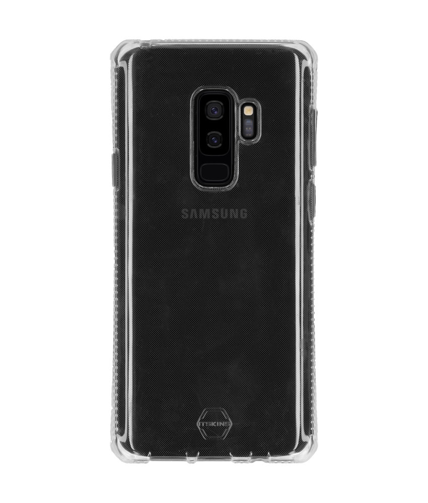 Itskins Spectrum Backcover Samsung Galaxy S9 Plus - Transparant
