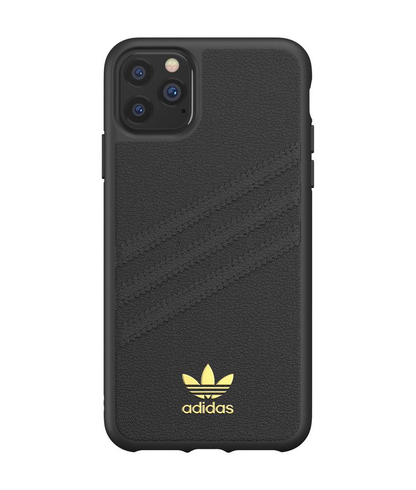 adidas Originals Samba Premium Backcover iPhone 11 Pro Max - Zwart