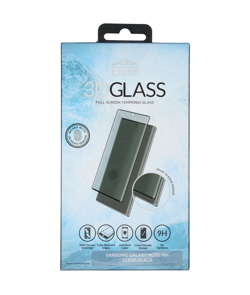 Eiger Case Friendly Glass Screenprotector Galaxy Note 10 Plus