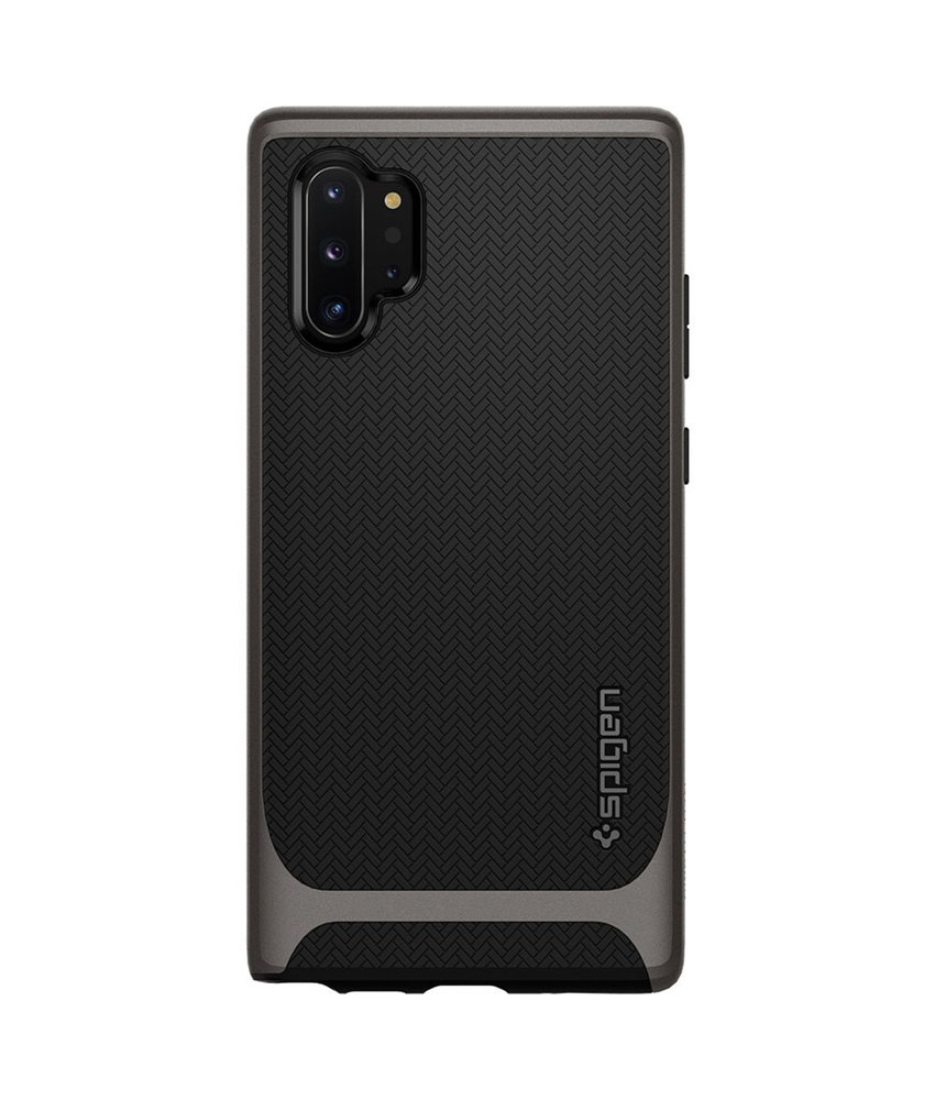 Spigen Neo Hybrid Backcover Samsung Galaxy Note 10 Plus - Grijs